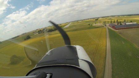 motorflyg