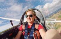 Prova på – Spaka ett flygplan själv – Motor, Segel, Modell