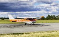Stort grattis Bartek, första ensamflygningen(ek)!
