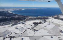 Kan man flyga på vintern? Javisst!